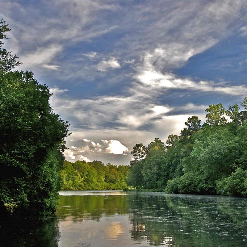 Lake Rutledge, Hard Labor Creek State Park