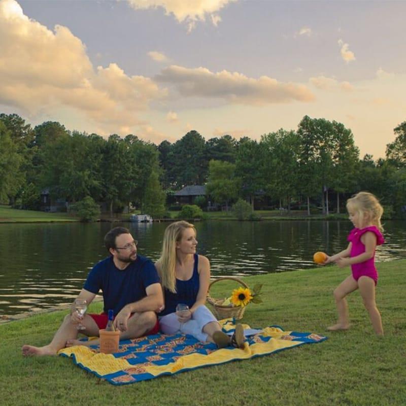 Georgia's Lake Country