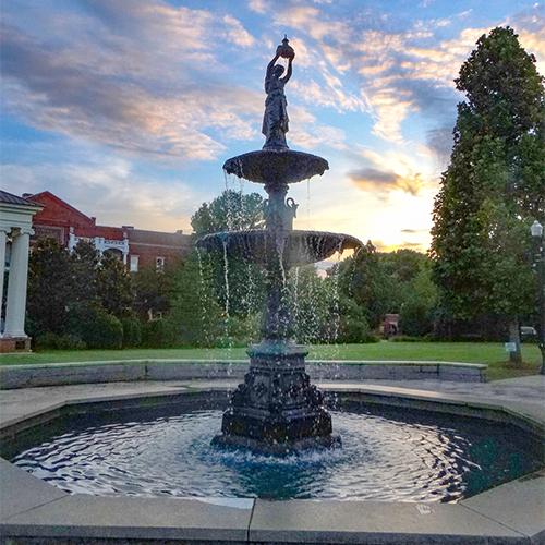 Town Park Fountain
